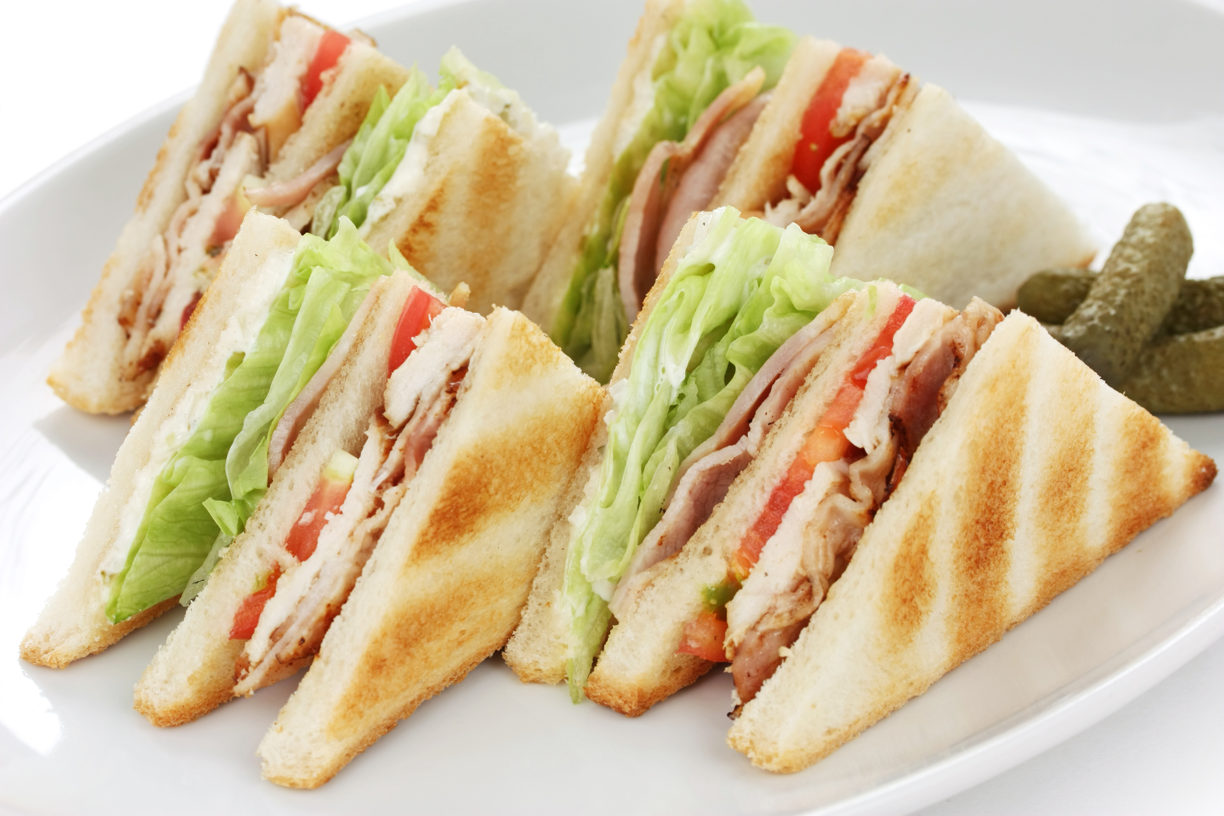 club sandwich classic club sandwich at house of blues new orleans
